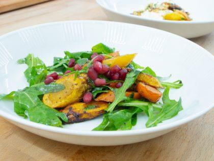 Barbaras Küche: Karottensalat einmal anders!