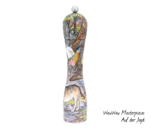 WauWau Masterpieces Auf der Jagd