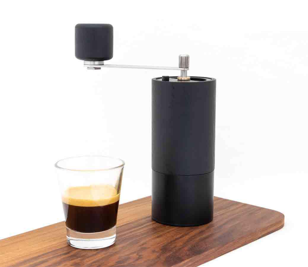 WauWau Kaffeemühle Beanie schwarz 25