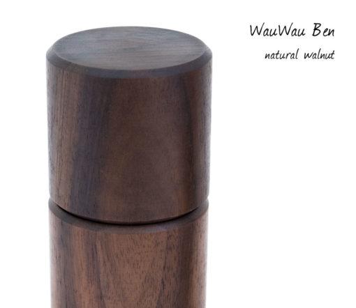 WauWau Ben Walnussholz natur Detail