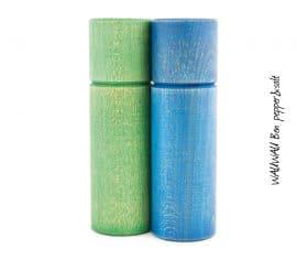 WauWau Ben Buche vintage grün/ vintage blau Mühlenset