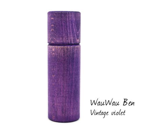 WauWau Ben Vintage Look violett