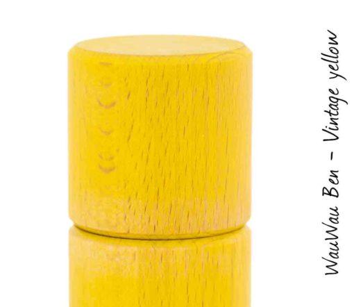 WauWau Ben Vintage gelb Oberteil