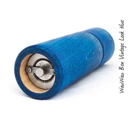 Ben Buche Vintage blau Detail