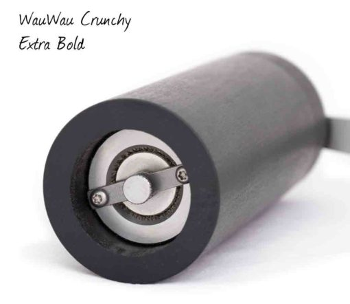 WauWau Crunchy Extra Bold Detail Mahlwerk
