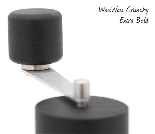 WauWau Crunchy Extra Bold Detail Oberteil