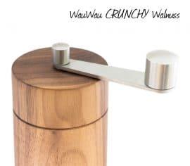 WauWau Pfeffermühle Crunchy Walnuss