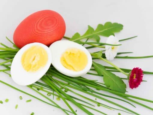 WauWau Pfeffermühle Eiermühle Ei aus Eschenholz