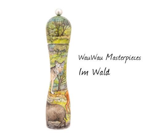 WauWau Masterpieces Edition: Im Wald