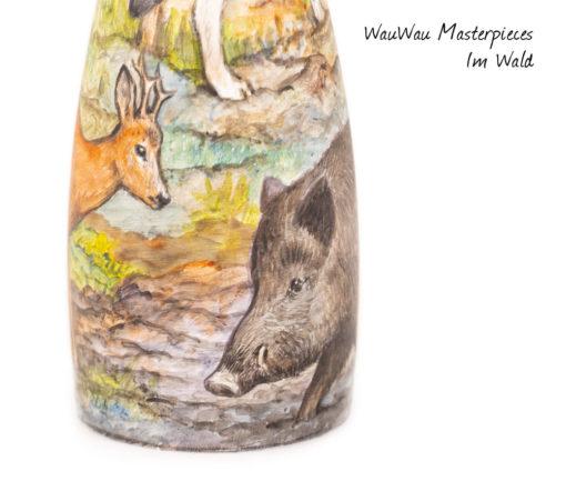WauWau Masterpieces Edition: Im Wald Detail