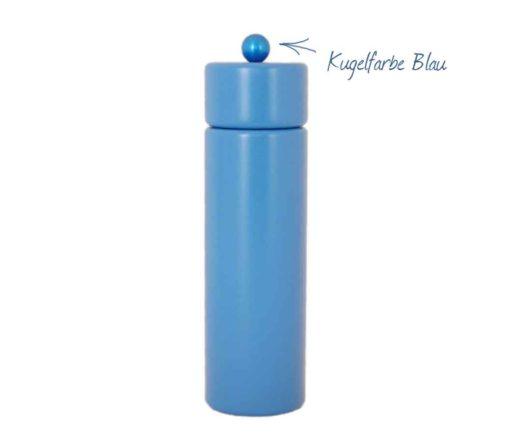 WauWau Pfeffermühle Jumsy himmelblau Kugel blau