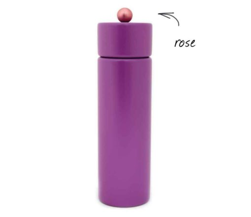 WauWau Pfeffermühle Jumsy violett Kugel rosa
