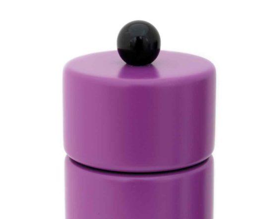 WauWau Pfeffermühle Jumsy violett Detail