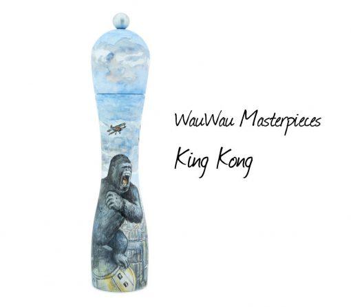 WauWau Pfeffermühle Masterpieces Edition King Kong