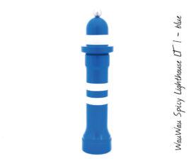 WauWau Spicy Leuchtturm LT1 blau