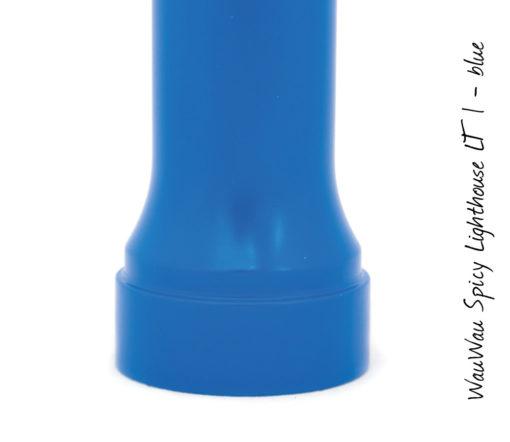 WauWau Spicy Leuchtturm LT1 blau Detail