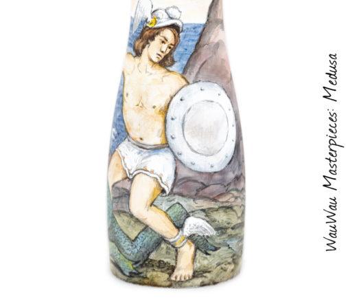 WauWau Masterpieces Edition: Medusa Detail