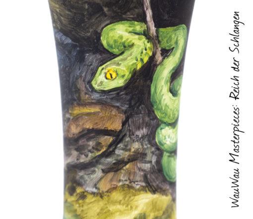 WauWau Masterpieces: Reich der Schlangen Detail