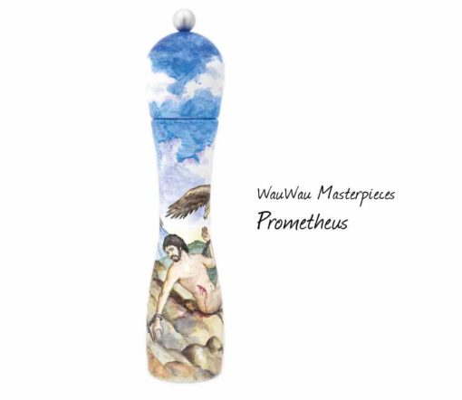 WauWau Masterpieces: Prometheus