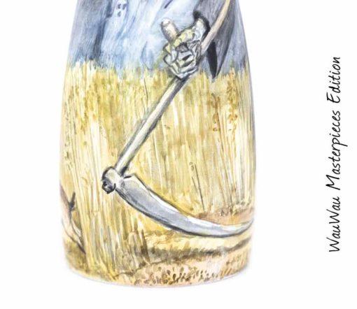 WauWau Masterpieces: Sensenmann Detail