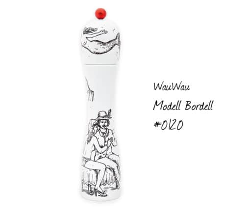 WauWau Modell Bordell Edition MB0120