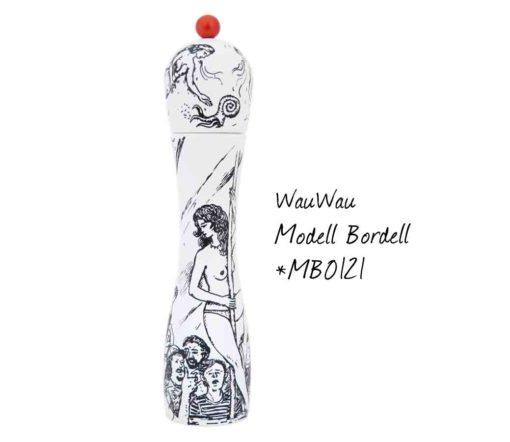 WauWau Modell Bordell Edition #MB0121
