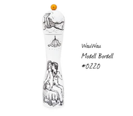 WauWau Modell Bordell Editor MB0220