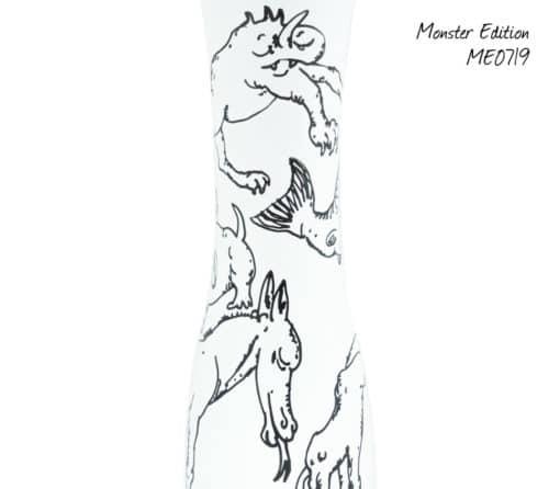 WauWau Pfeffermühle Monster Edition 0719, Detail