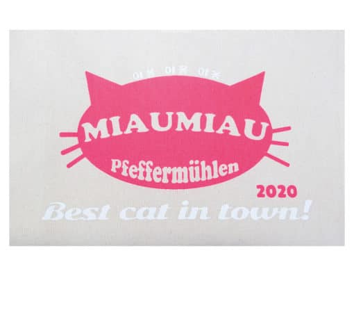 MIauMiau Stofftasche 2020