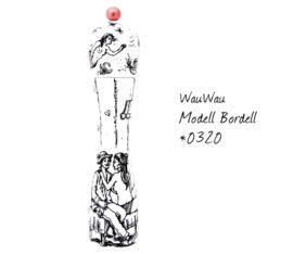 WauWau Modell Bordell *0320