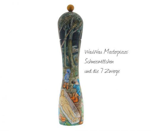 """WauWau Masterpieces """"Schneewittchen"""""""