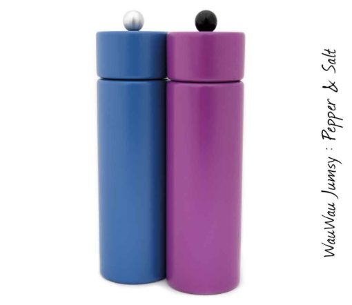 WauWau Jumsy Mühlenset violett & Blau