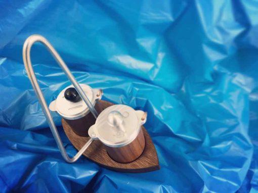 WauWau Mühlenset: Kleiner Seemann & Piratenbraut Mood