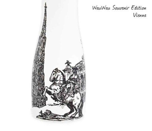 WauWau Souvenir Edition Vienna Detail