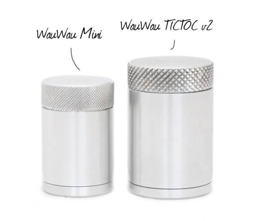WauWau Mini und WauWau TICTOC v2