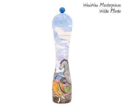 WauWau Masterpieces Edition: Wilde Pferde