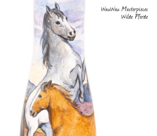 WauWau Masterpieces Edition: Wilde Pferde Detail